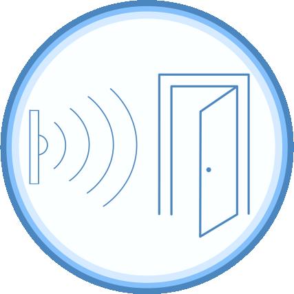 дистанционное открывание дверей 2